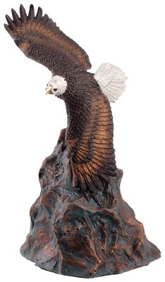 Eagle in Flight Keepsake
